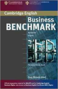 Business Benchmark Advanced - Personal Study Book for BEC and BULATS - cambridge - 9780521672979 -