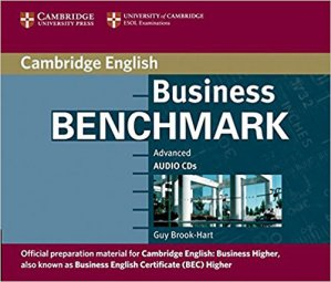 Business Benchmark Advanced - Audio CD BEC Higher - cambridge - 9780521672993 -