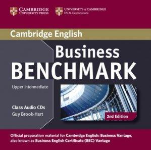 Business Benchmark Upper Intermediate Business Vantage - Class Audio CDs (2) - cambridge - 9781107633155 -
