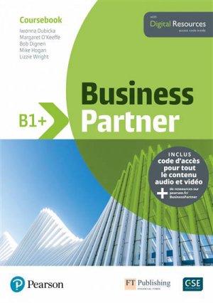 Business Partner B1+ - pearson - 9781292317656
