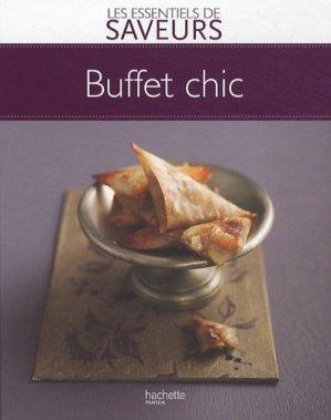 Buffet chic - Hachette - 9782012381308 -