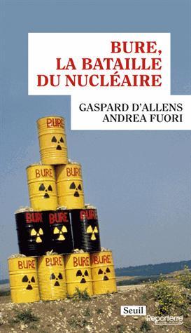 Bure, la bataille du nucléaire - du seuil - 9782021377095 -