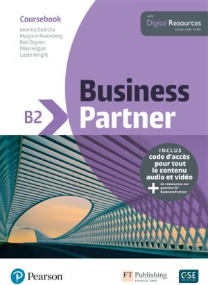 Business Partner - B2 - Coursebook With Digital Resources - pearson - 9782326002104 -