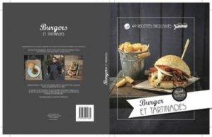 Burgers et tartinades - I2C - 9782360913039 -