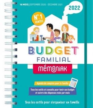 Budget familial Mémoniak - 365 - 9782377617432 -