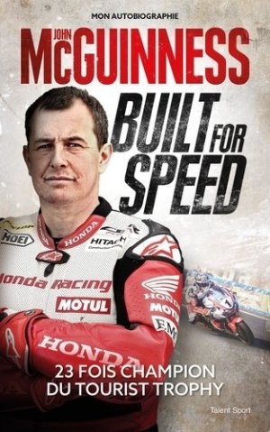 Built for speed - Talent sport - 9782378151225 -
