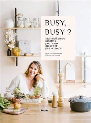 Busy, busy ? - lannoo - 9782390251231 -