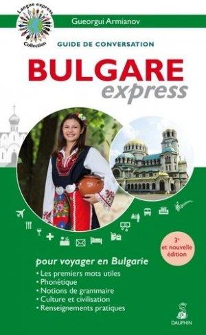 Bulgare express - dauphin - 9782716316606 -