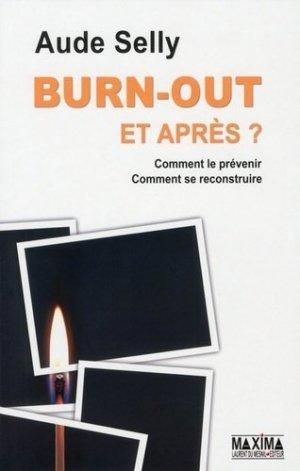 Burn-out et après ? - maxima - 9782840018469