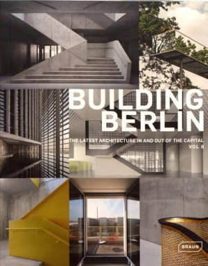 Building Berlin - braun - 9783037682487 -