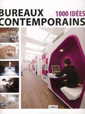 Bureaux contemporains, 1000 idées - links - 9788415492221 -