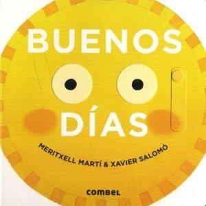 BUENOS DIAS  - Combel - 9788491012504 -