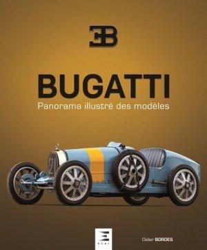 Bugatti - etai - editions techniques pour l'automobile et l'industrie - 9791028303624 - rechargment cartouche, rechargement balistique