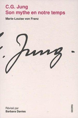 C. G. Jung : son mythe en notre temps - georg - 9782825712245 -