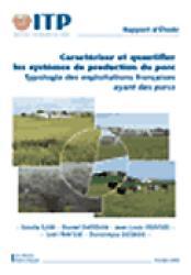 Caractériser et quantifier les systèmes de production du porc Typologie des exploitations françaises ayant des porcs - itp - 9782859691547 -