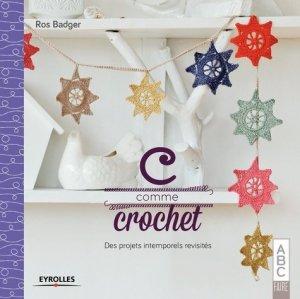 C comme crochet - Eyrolles - 9782212138221 -