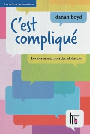 C'est compliqué - CandF Editions - 9782915825589 -
