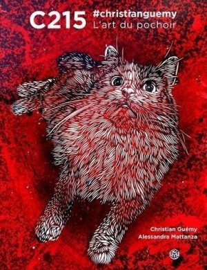 C215 #christianguemy. L'art du pochoir - White Star - 9788832911701 -
