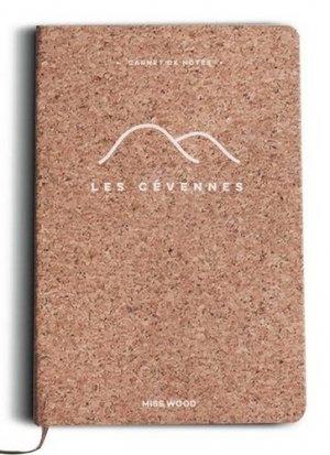 Carnet de notes en liège Cévennes - CARTOTHEQUE (PAPETERIE) - 8436563403149 -