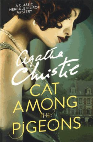 Cat Among the Pigeons - harpercollins - 9780007527564 -