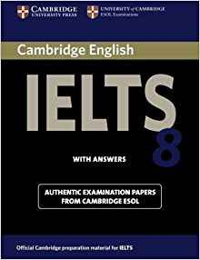 Cambridge IELTS 8 - cambridge - 9780521173780 -