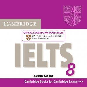 Cambridge IELTS 8 - cambridge - 9780521173797 -