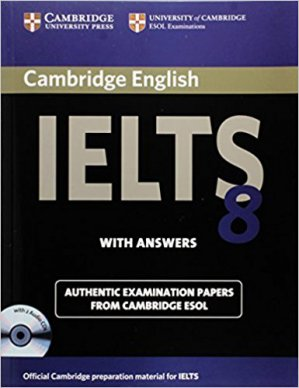 Cambridge IELTS 8 - cambridge - 9780521173803 -