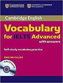 Cambridge Vocabulary for IELTS Advanced - cambridge - 9780521179225 -