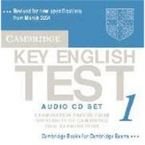 Cambridge Key English Test 1 - Audio CD Set (2 CDs) Examination Papers from the University of Cambridge ESOL Examinations - cambridge - 9780521528115 -