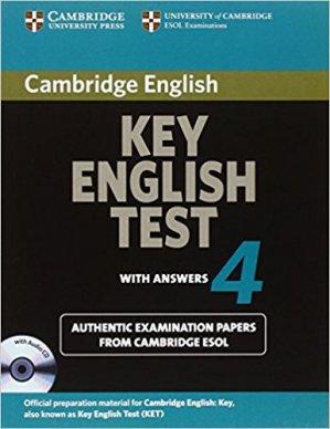 Cambridge Key English Test 4 - Self Study Pack - cambridge - 9780521670838 -