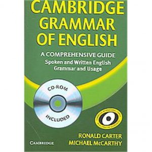 Cambridge Grammar of English - Paperback with CD-ROM - cambridge - 9780521674393 -