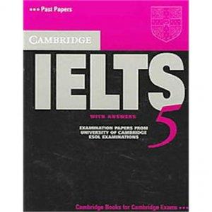 Cambridge IELTS 5 - cambridge - 9780521677011 -