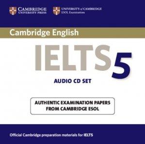 Cambridge IELTS 5 - cambridge - 9780521677042 -
