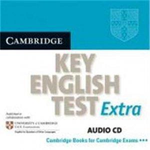 Cambridge Key English Test Extra - Audio CD - cambridge - 9780521714365 -