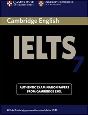 Cambridge IELTS 7 - cambridge - 9780521739177 -