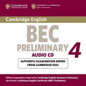 Cambridge BEC 4 Preliminary - Audio CD Examination Papers from University of Cambridge ESOL Examinations - cambridge - 9780521739245 -