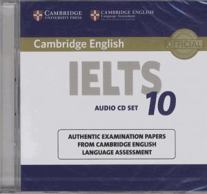 Cambridge IELTS 10 - cambridge - 9781107464421 -