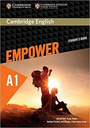 Cambridge English Empower, Starter - Student's Book - cambridge - 9781107465947 -