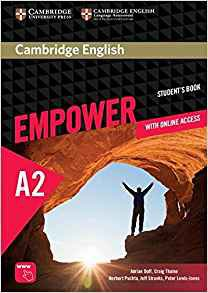 Cambridge English Empower, Elementary - Student's Book with Online Assessment and Practice, and Online Workbook - cambridge - 9781107466302 -