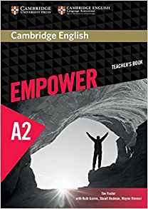 Cambridge English Empower, Elementary - Teacher's Book - cambridge - 9781107466449 -