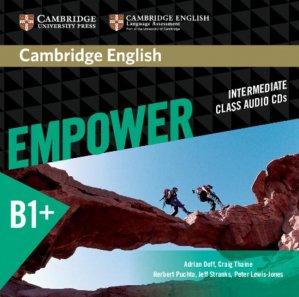 Cambridge English Empower, Intermediate - Class Audio CDs (3) - cambridge - 9781107466944 -