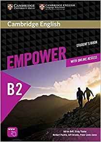 Cambridge English Empower, Upper Intermediate - Student's Book with Online Assessment and Practice, and Online Workbook - cambridge - 9781107468757 -