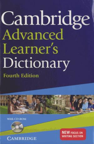 Cambridge Advanced Learner's Dictionary : Paperback with CD-ROM - cambridge - 9781107619500 -