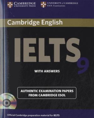 Cambridge IELTS 9 - cambridge - 9781107645622 -