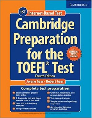 Cambridge Preparation for the TOEFL Test - Book with Online Practice Tests and Audio CDs (8) Pack - cambridge - 9781107685635 -