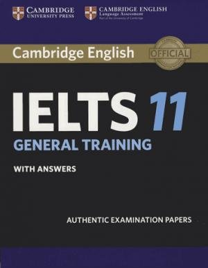 Cambridge IELTS 11 General Training - cambridge - 9781316503881 -