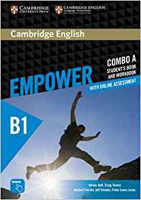 Cambridge English Empower, Pre-intermediate - Combo A with Online Assessment - cambridge - 9781316601242 -