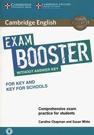 Cambridge English Exam Booster for Key and Key for Schools without Answer Key with Audio - cambridge - 9781316641804 -