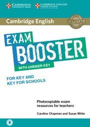 Cambridge English Exam Booster for Key and Key for Schools with Answer Key with Audio - cambridge - 9781316648452 -
