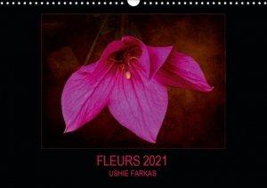 Calendrier fleurs. Edition 2021 - Calvendo Verlag GmbH - 9781325516605 -